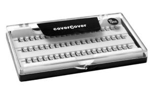 Ciglia finte 10 mm Covercover per il make-up professionale