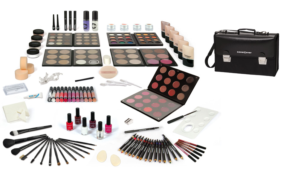 Mastercover, la bag per professionisti del Make-Up