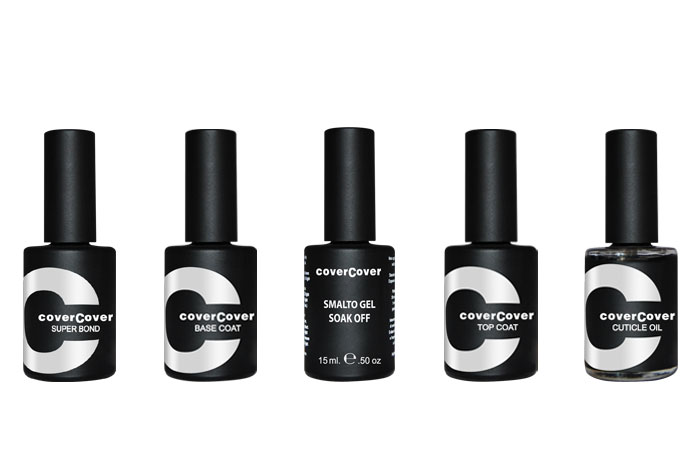 Prodotti per Soak Off CoverCover / CoverCover Soak Off cosmetics