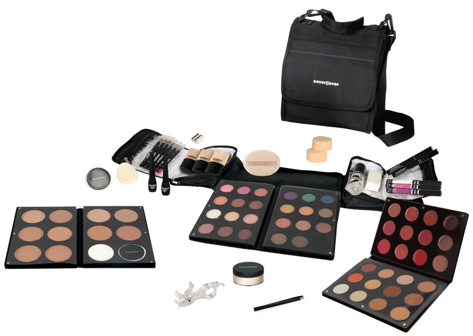 Smallcover, mini bag per professionisti del Make-Up