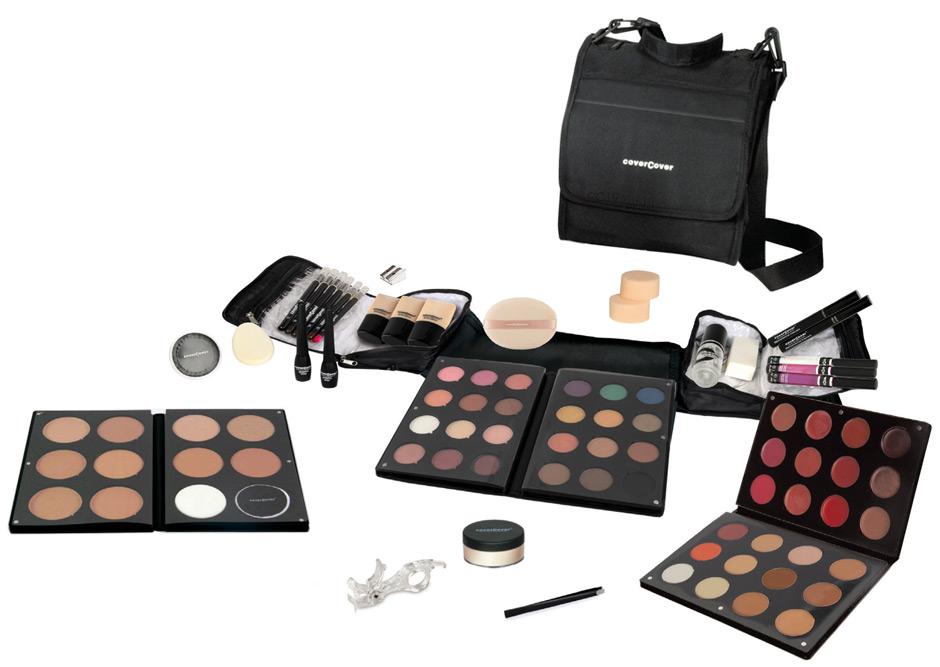Smallcover, mini bag per professionisti del Make-Up