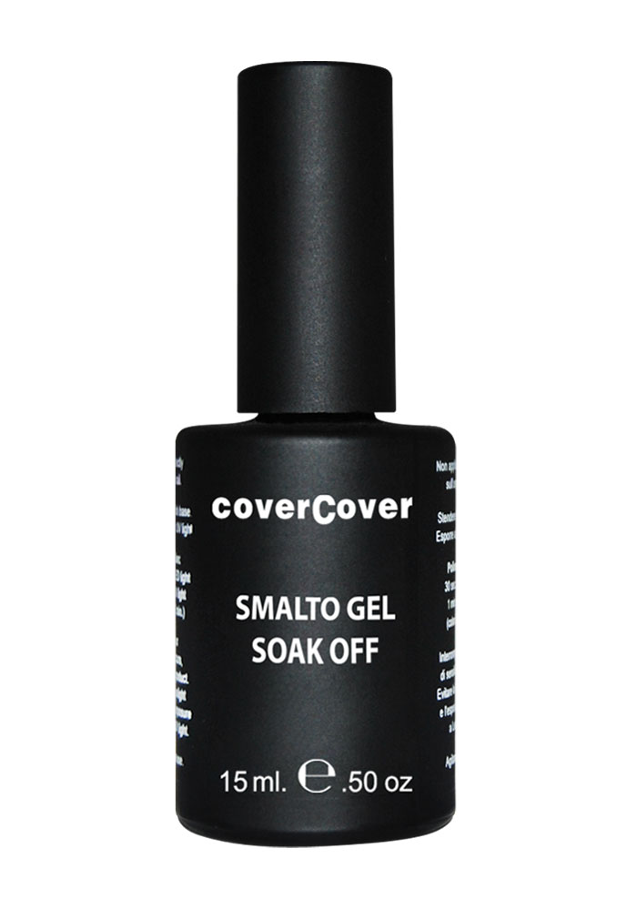 Smalto gel, Soak Off professionale coverCover