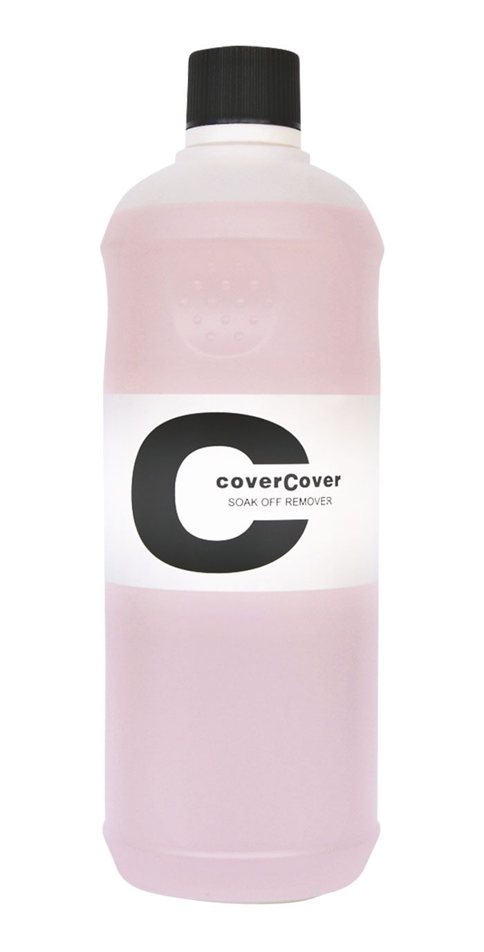 Soak Off remover coverCover