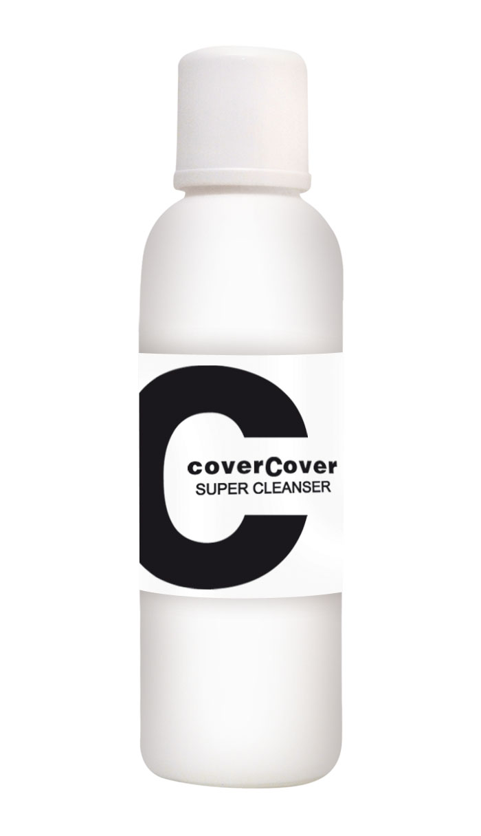 Super Cleanser, Soak Off professionale coverCover
