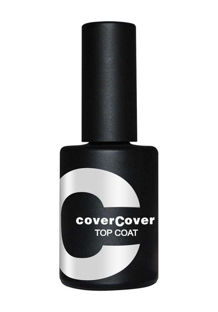 Top Coat, Soak Off professionale coverCover