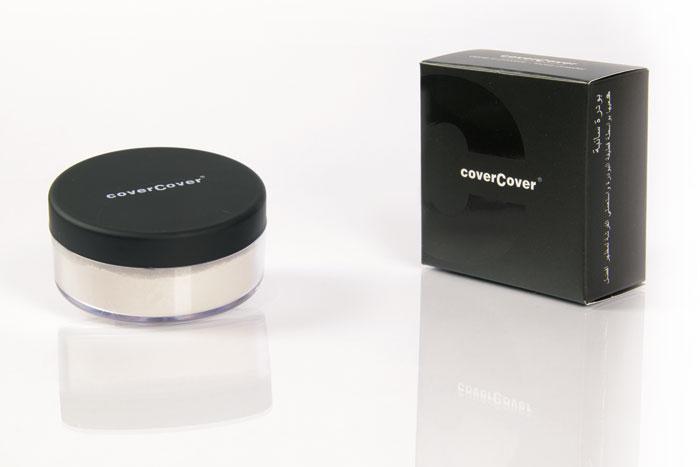 Cipria in polvere per ridurre rughe e imperfezioni della pelle