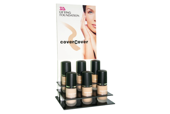 Covercover 3D Lifting Foundation collection