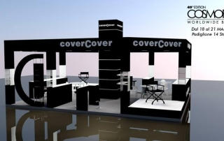 Covercover at Cosmoprof Bologna 2016