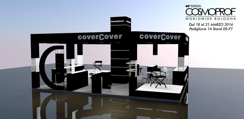 Covercover at Cosmoprof Bologna 2016