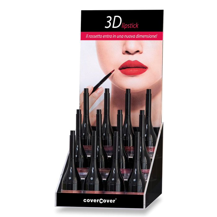 CoverCover 3D Lipstick Display