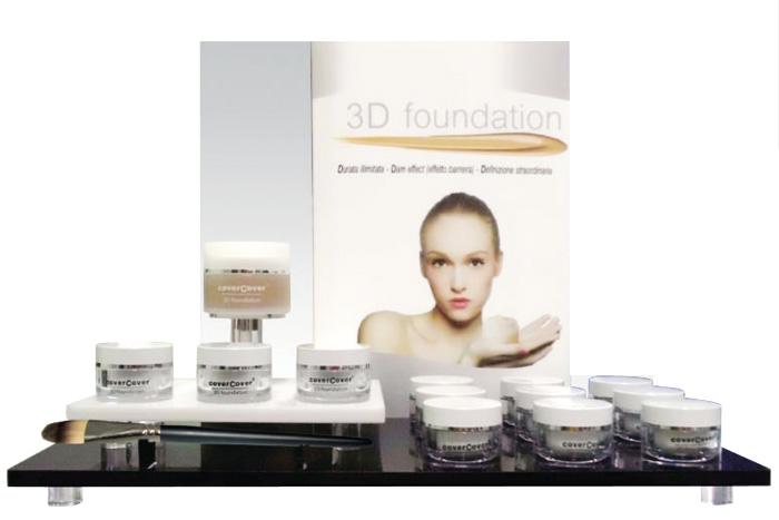 Espositore 3D Foundation