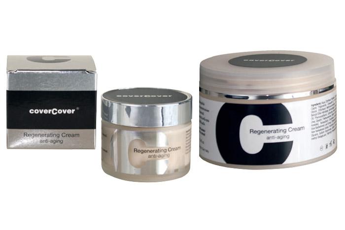 Crema anti-aging che rigenera la pelle